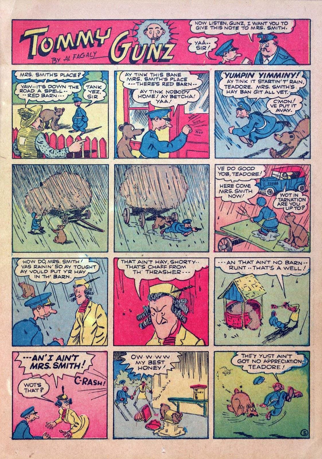 Read online Joker Comics comic -  Issue #1 - 33
