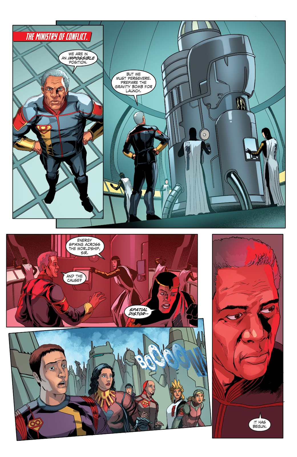 Read online Smallville Season 11 [II] comic -  Issue # TPB 4 - 75
