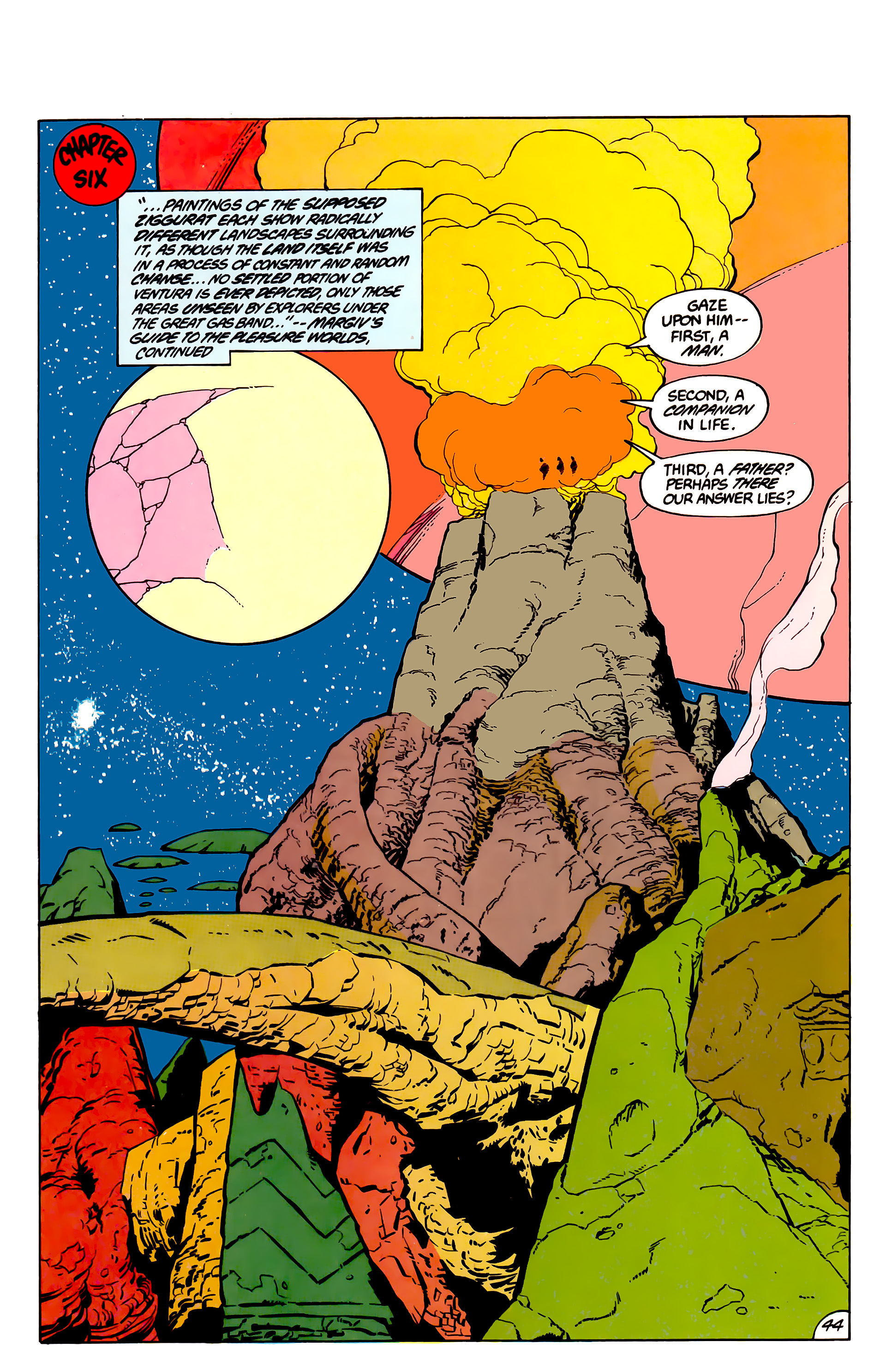 Legion of Super-Heroes (1984) 45 Page 43