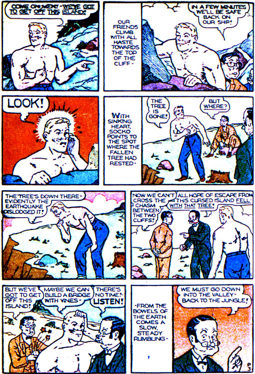 Read online Adventure Comics (1938) comic -  Issue #43 - 30