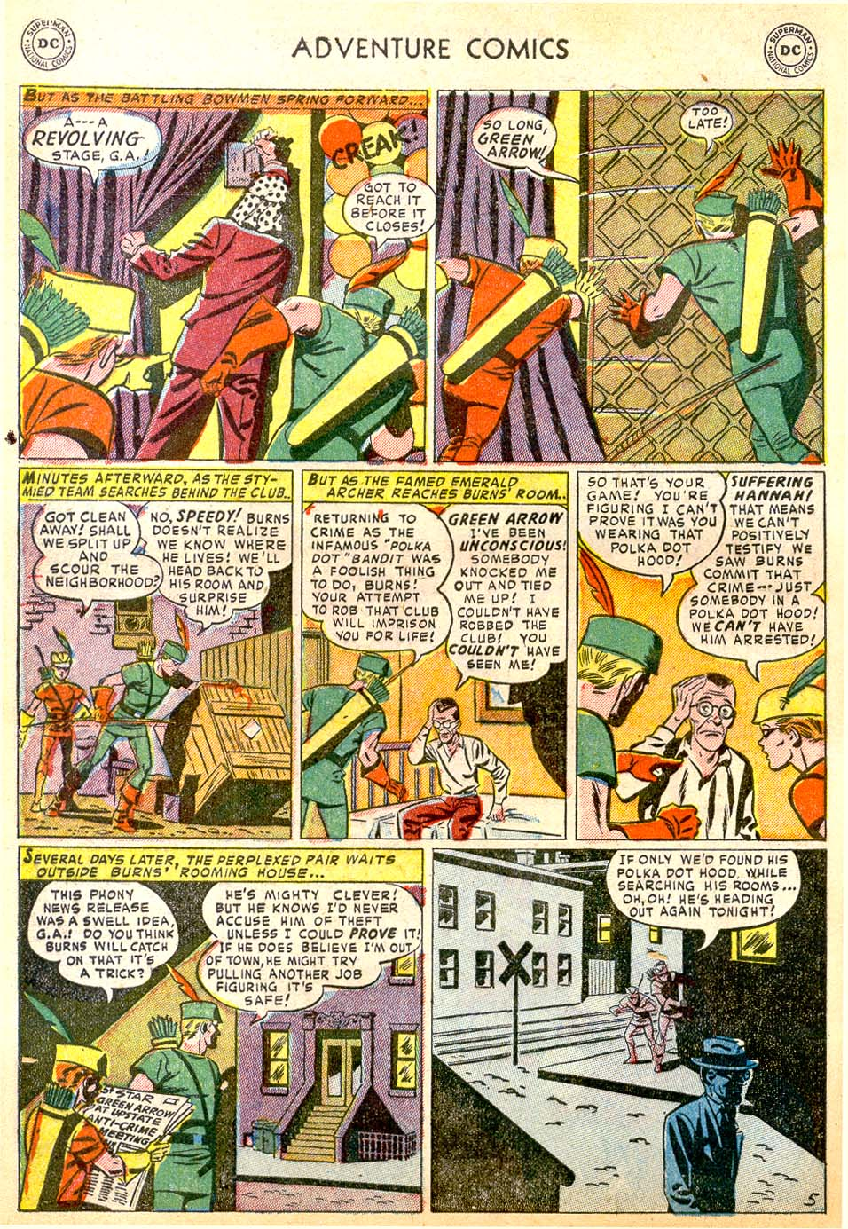 Read online Adventure Comics (1938) comic -  Issue #183 - 38
