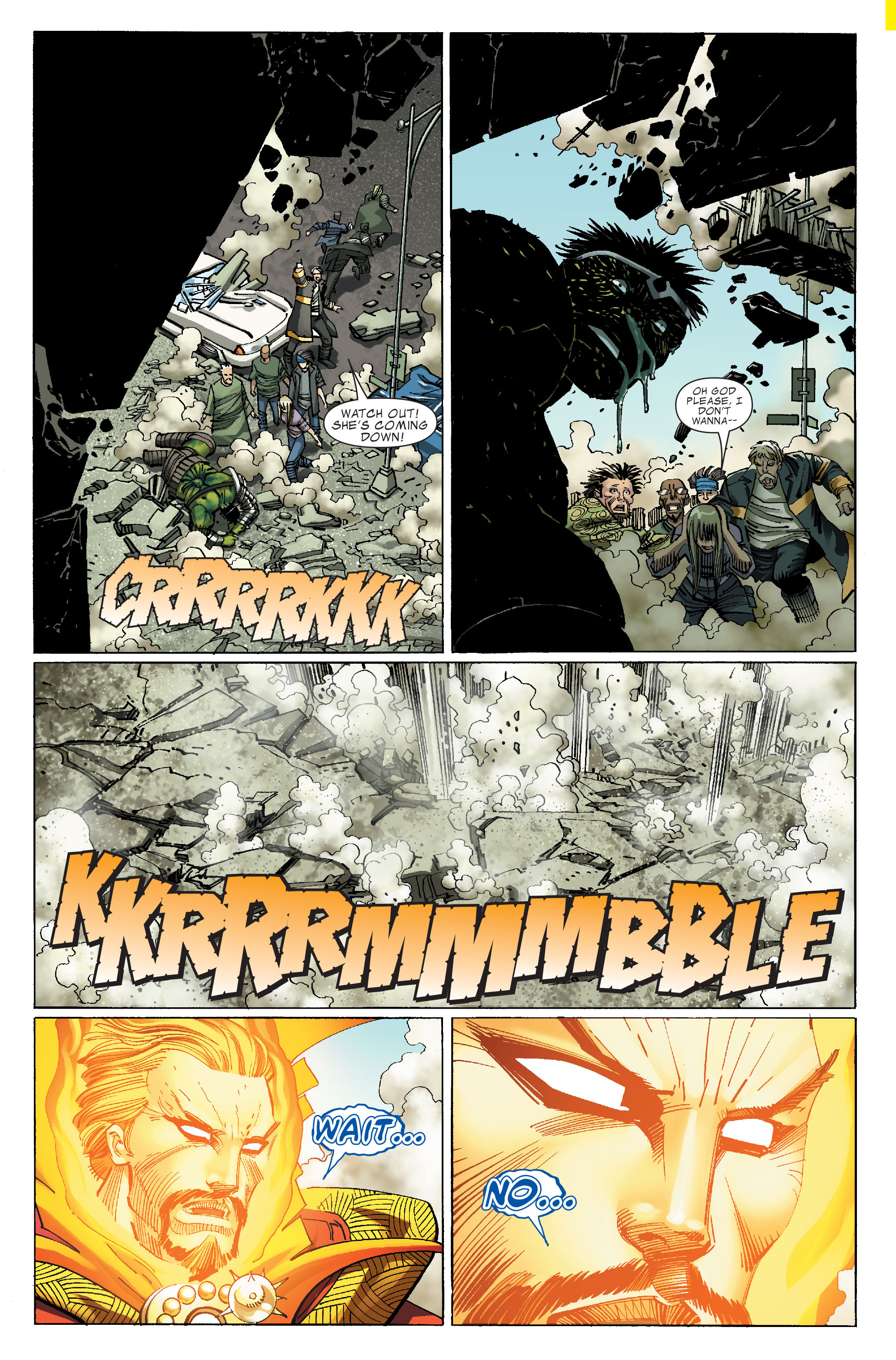 Read online World War Hulk comic -  Issue #4 - 11