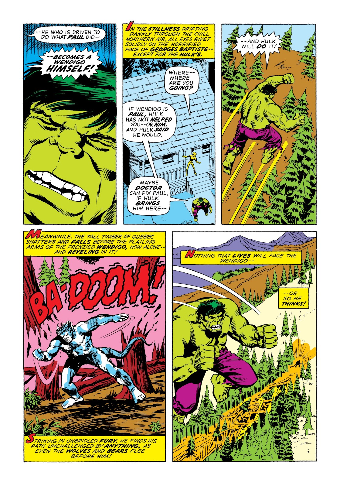 Read online Marvel Masterworks: The Incredible Hulk comic -  Issue # TPB 9 (Part 2) - 28