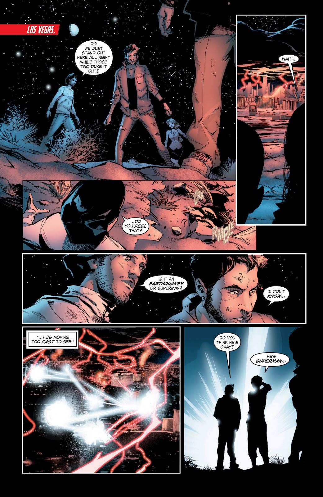 Read online Smallville Season 11 [II] comic -  Issue # TPB 3 - 109
