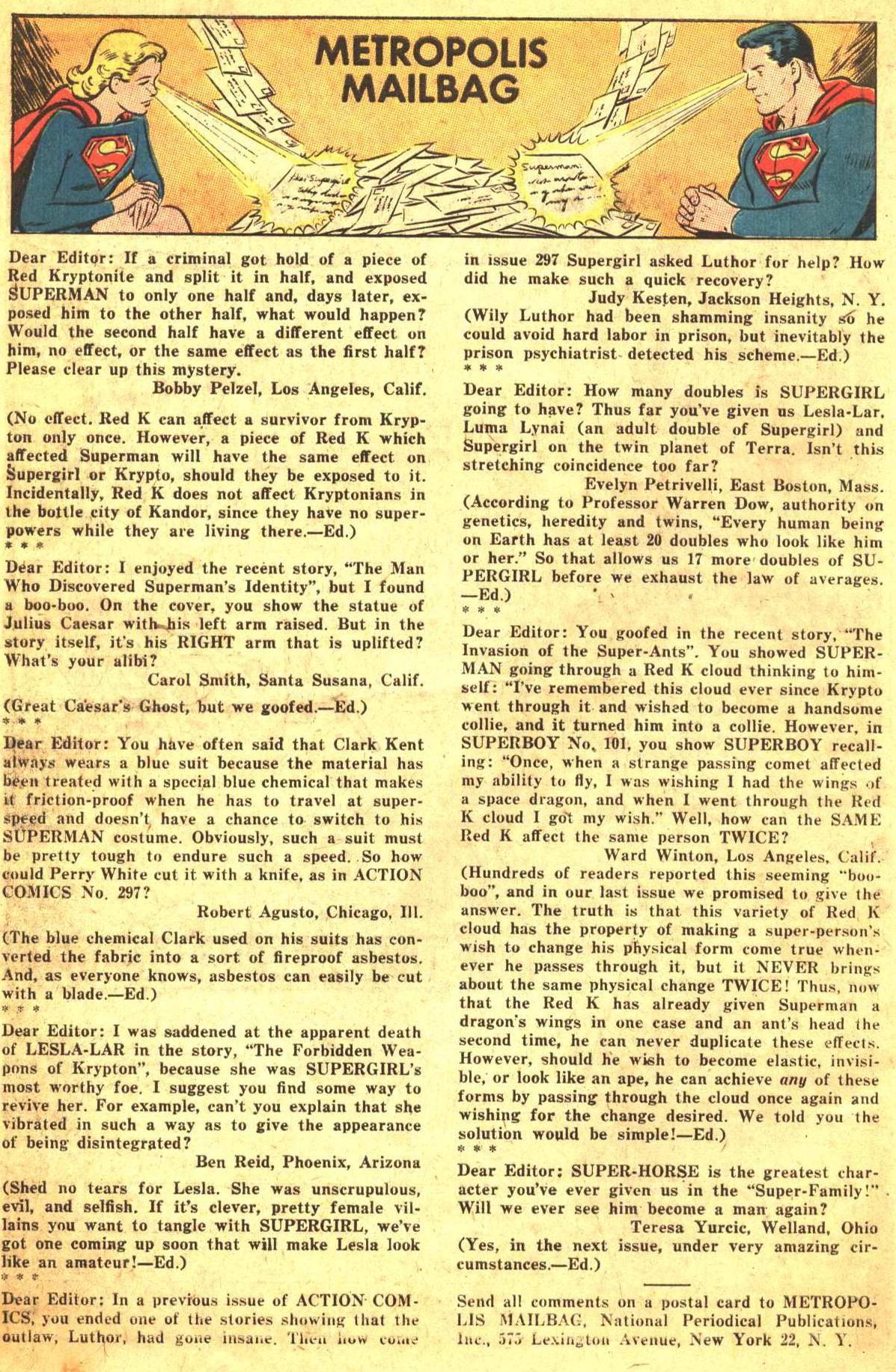 Read online Action Comics (1938) comic -  Issue #300 - 18