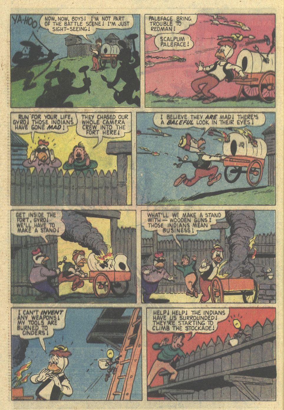 Read online Uncle Scrooge (1953) comic -  Issue #173 - 32