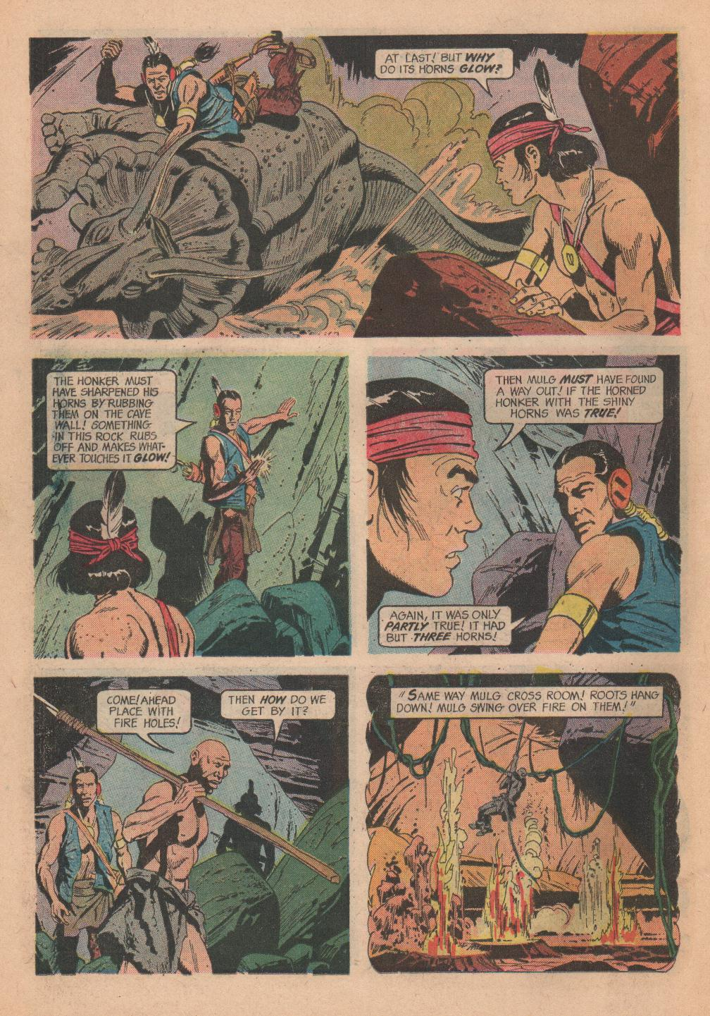 Read online Turok, Son of Stone comic -  Issue #55 - 24