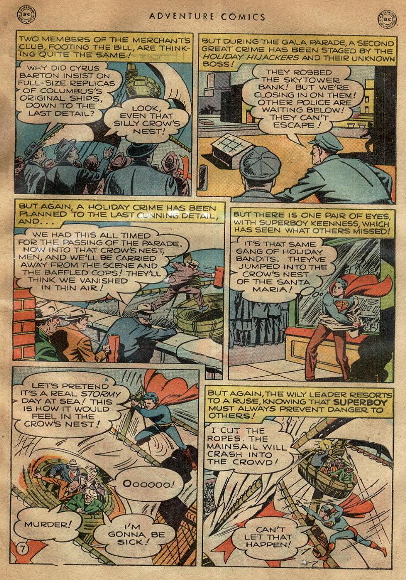 Read online Adventure Comics (1938) comic -  Issue #145 - 9