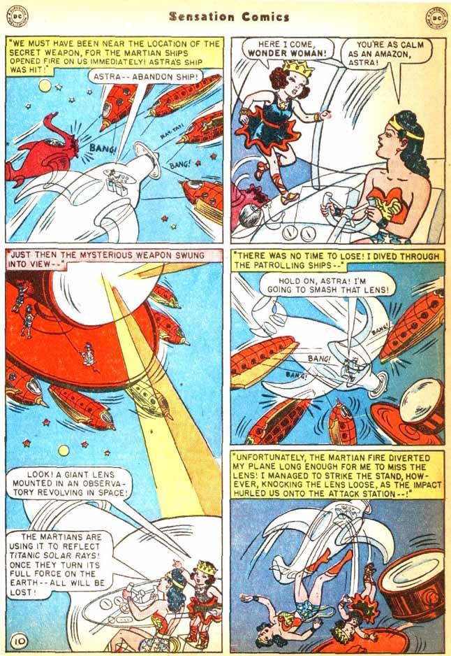 Read online Sensation (Mystery) Comics comic -  Issue #92 - 12