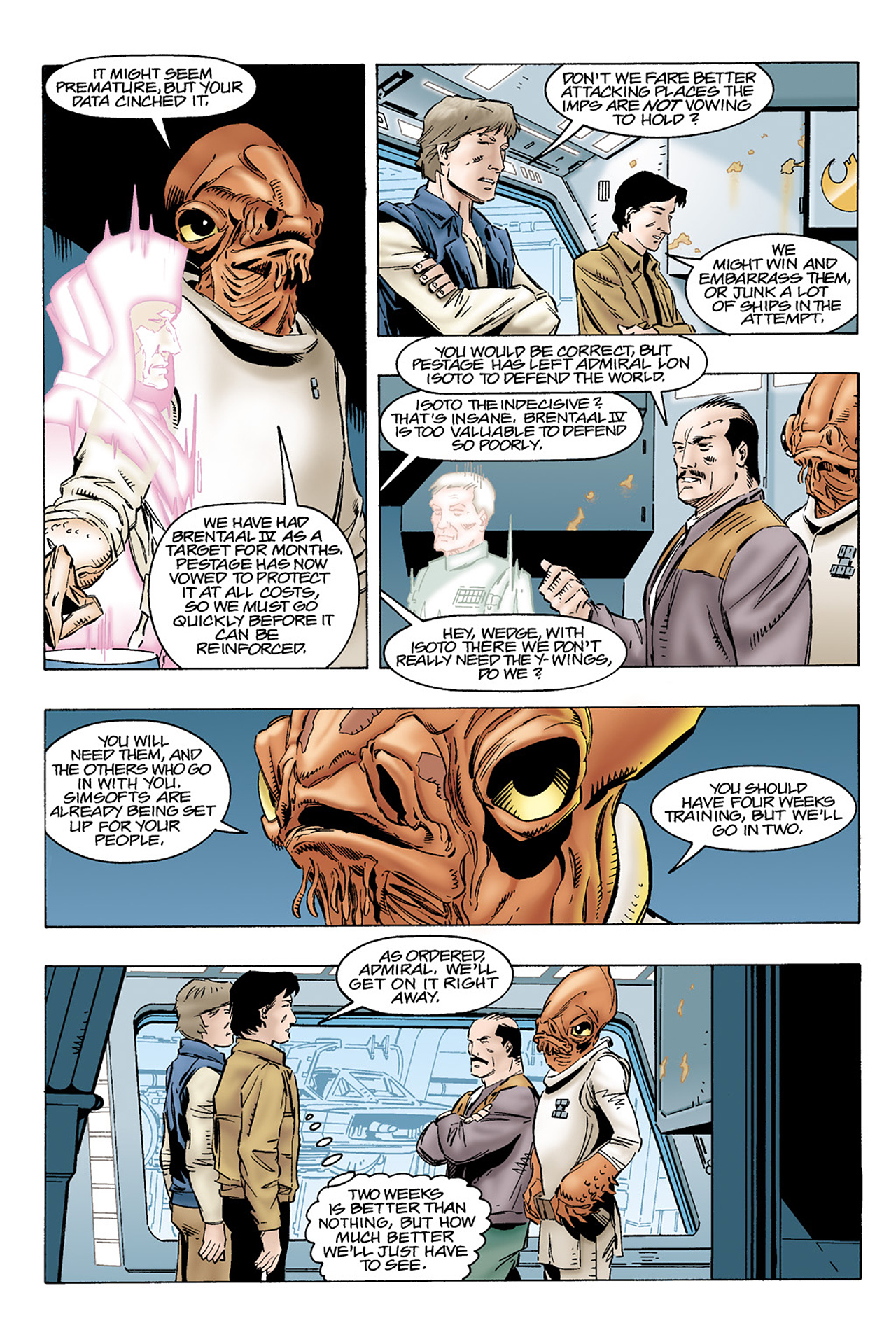Read online Star Wars Omnibus comic -  Issue # Vol. 3 - 19