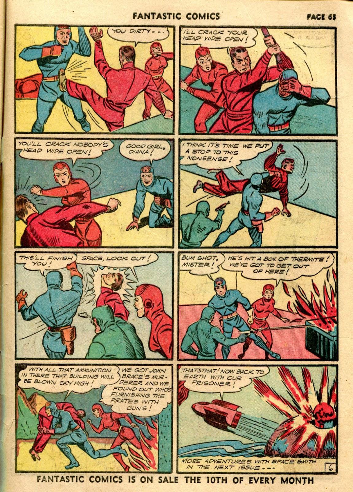 Read online Fantastic Comics comic -  Issue #21 - 61