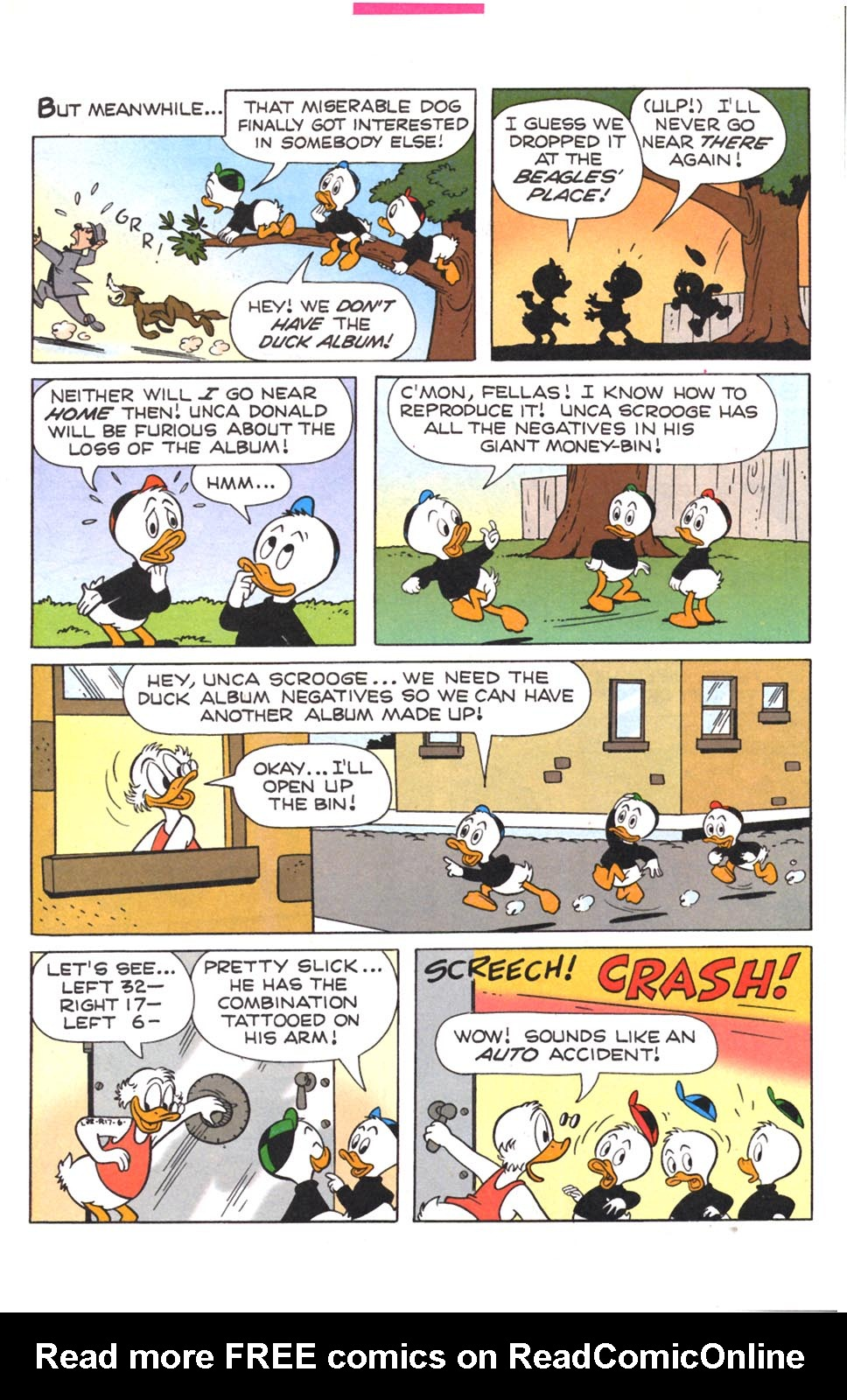 Read online Uncle Scrooge (1953) comic -  Issue #302 - 19