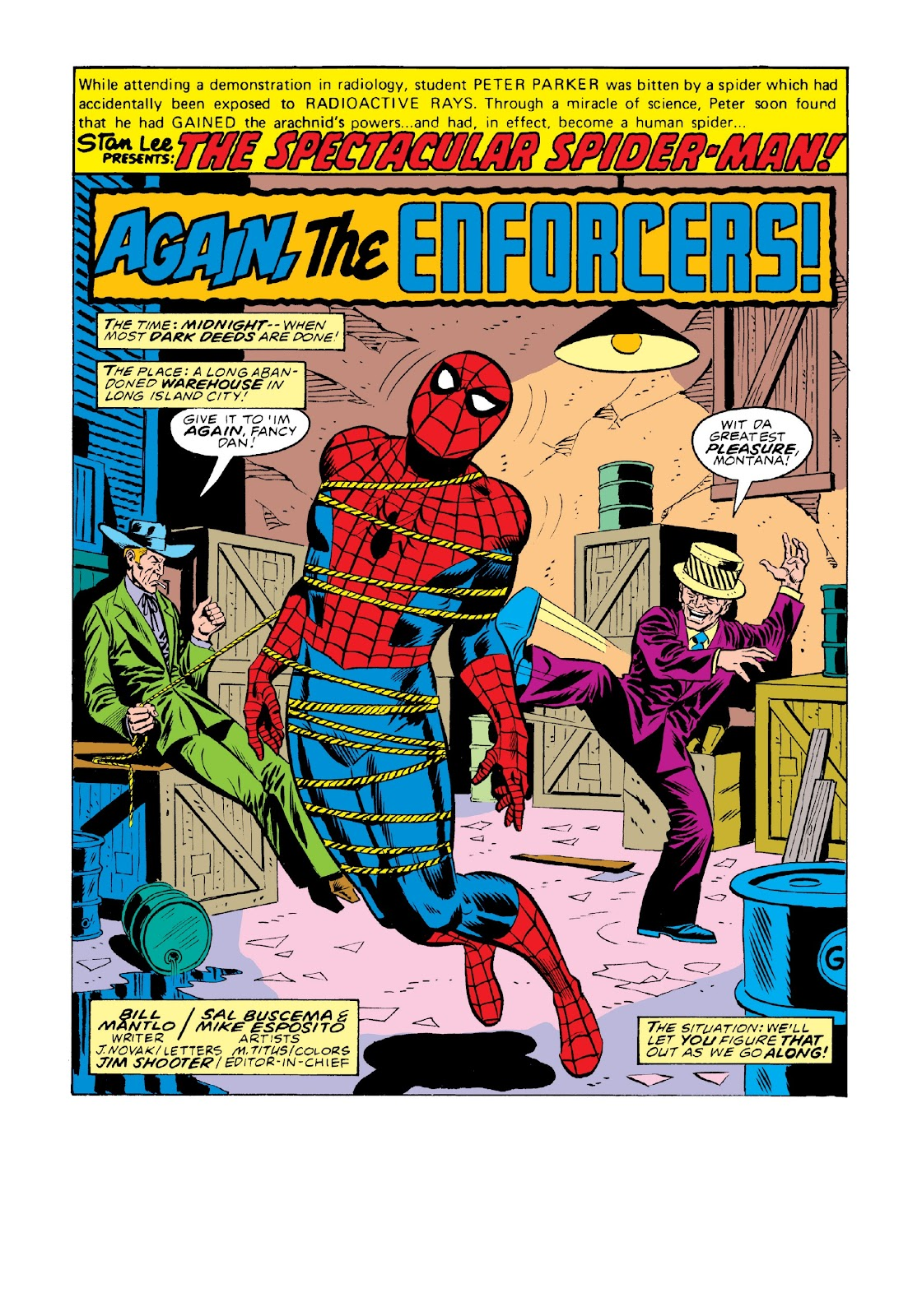 Read online Marvel Masterworks: The Spectacular Spider-Man comic -  Issue # TPB 2 (Part 1) - 64