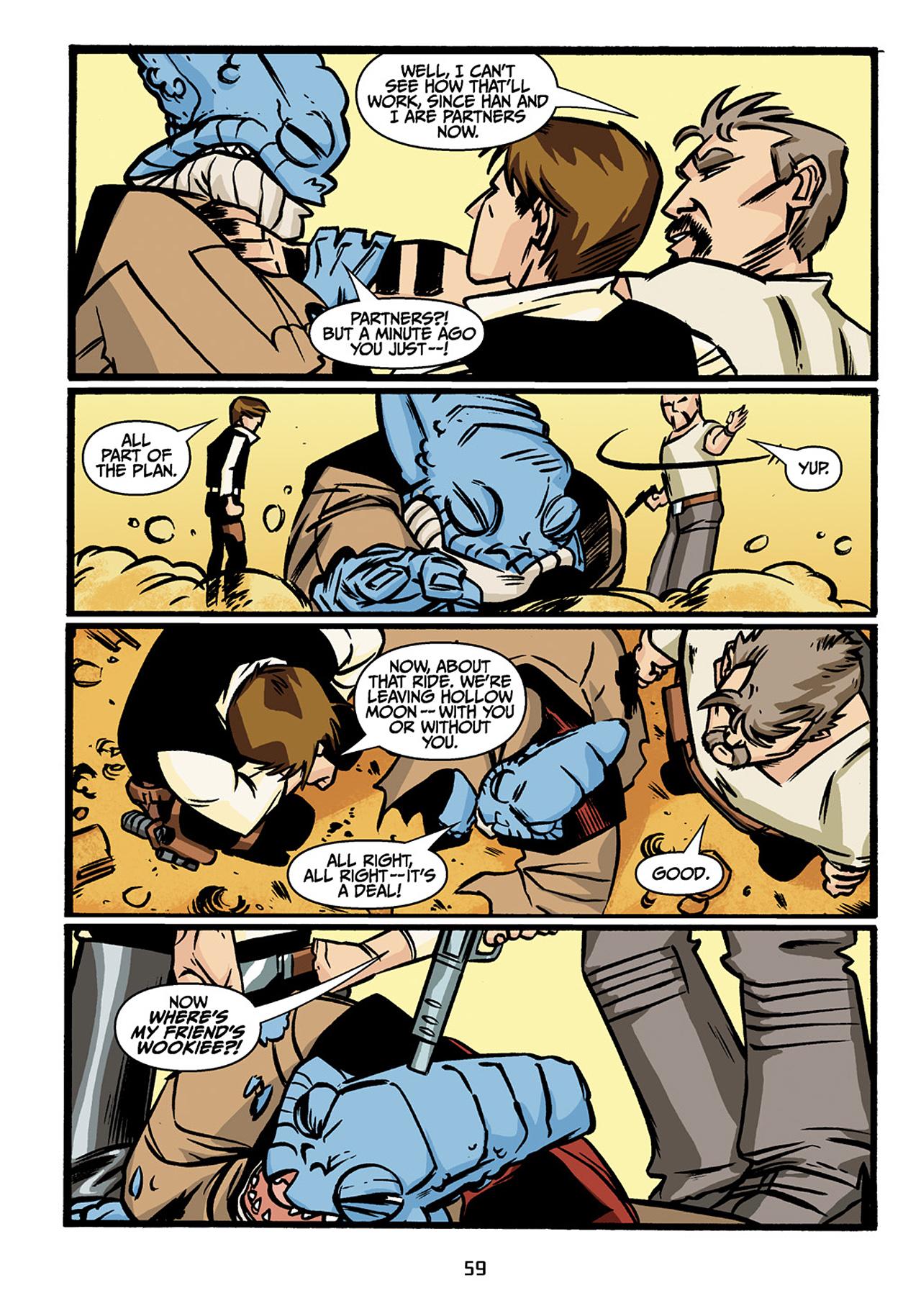 Read online Star Wars Omnibus comic -  Issue # Vol. 33 - 61