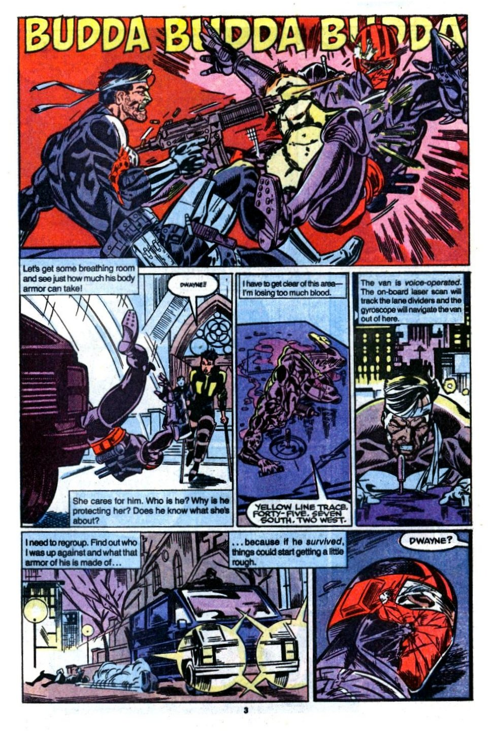 The New Warriors Issue #8 #12 - English 5