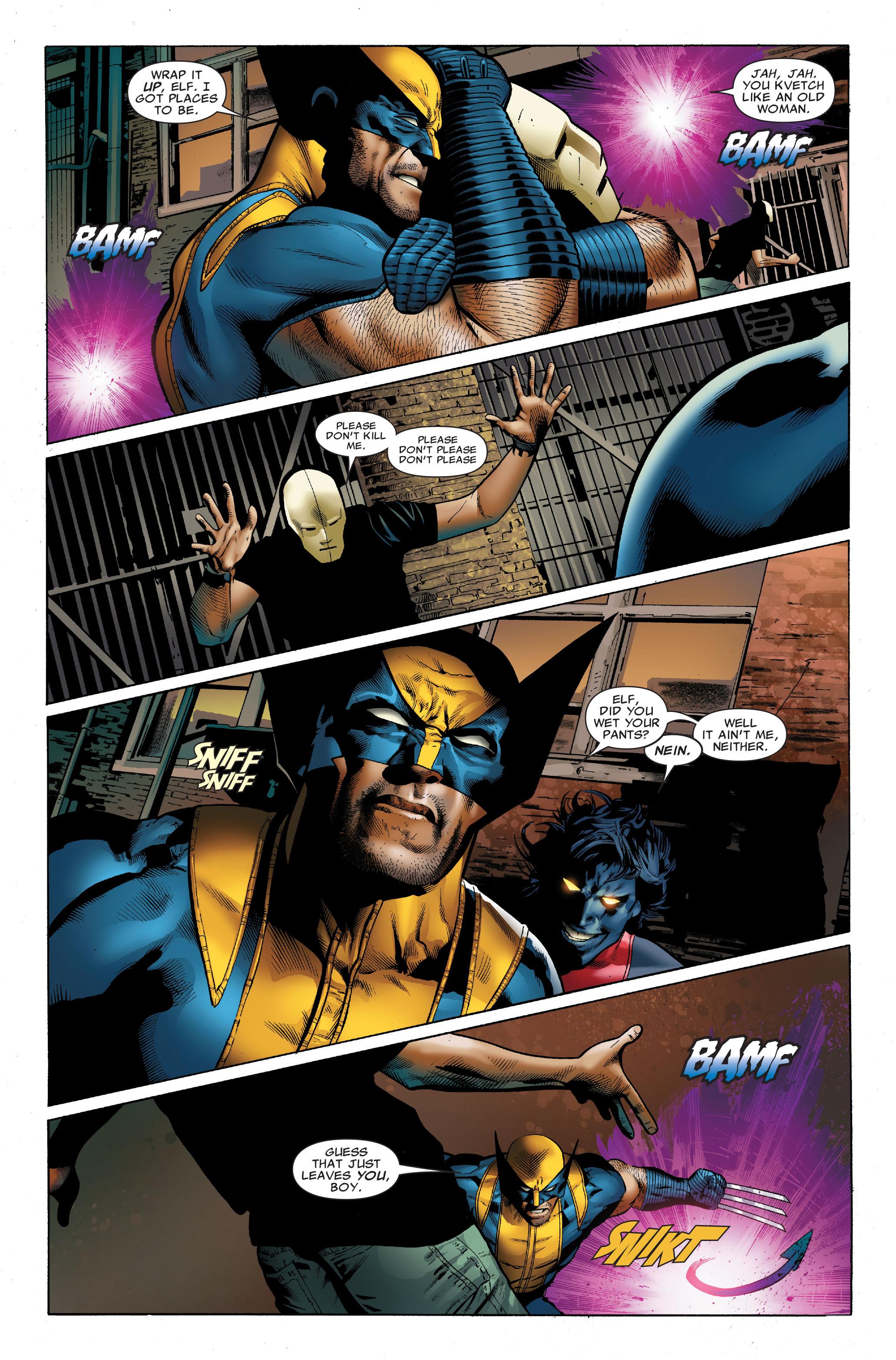 Read online Uncanny X-Men (1963) comic -  Issue #502 - 6