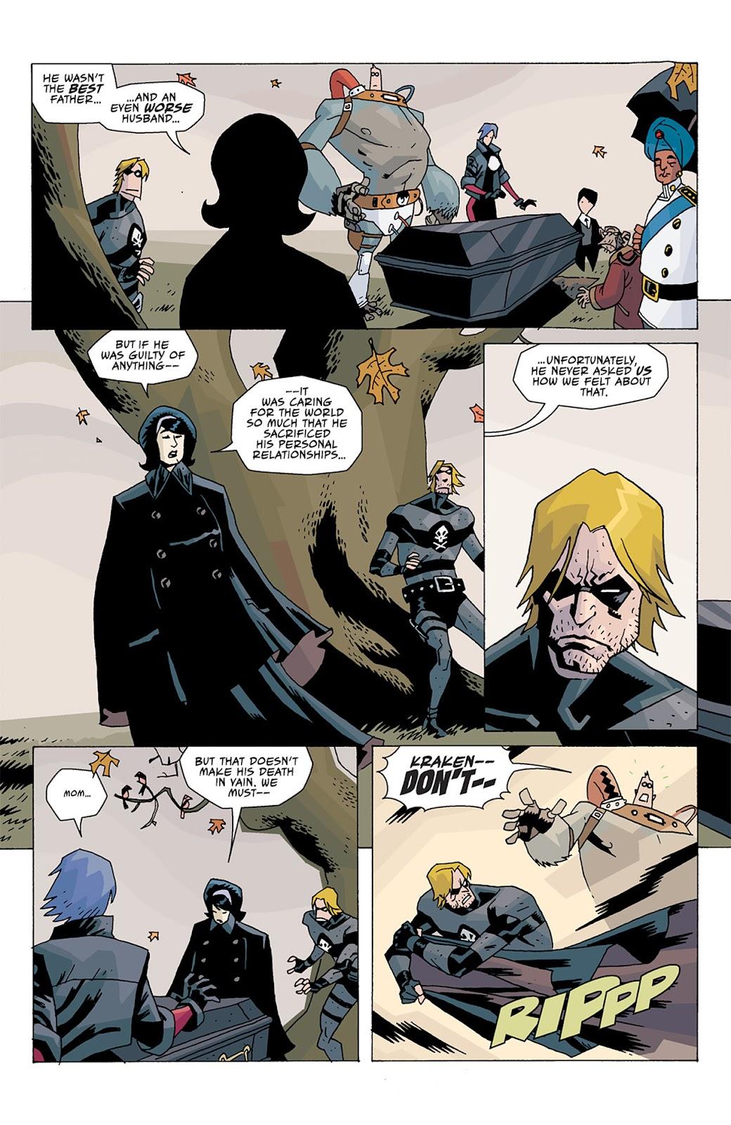 The Umbrella Academy: Apocalypse Suite issue 2 - Page 13