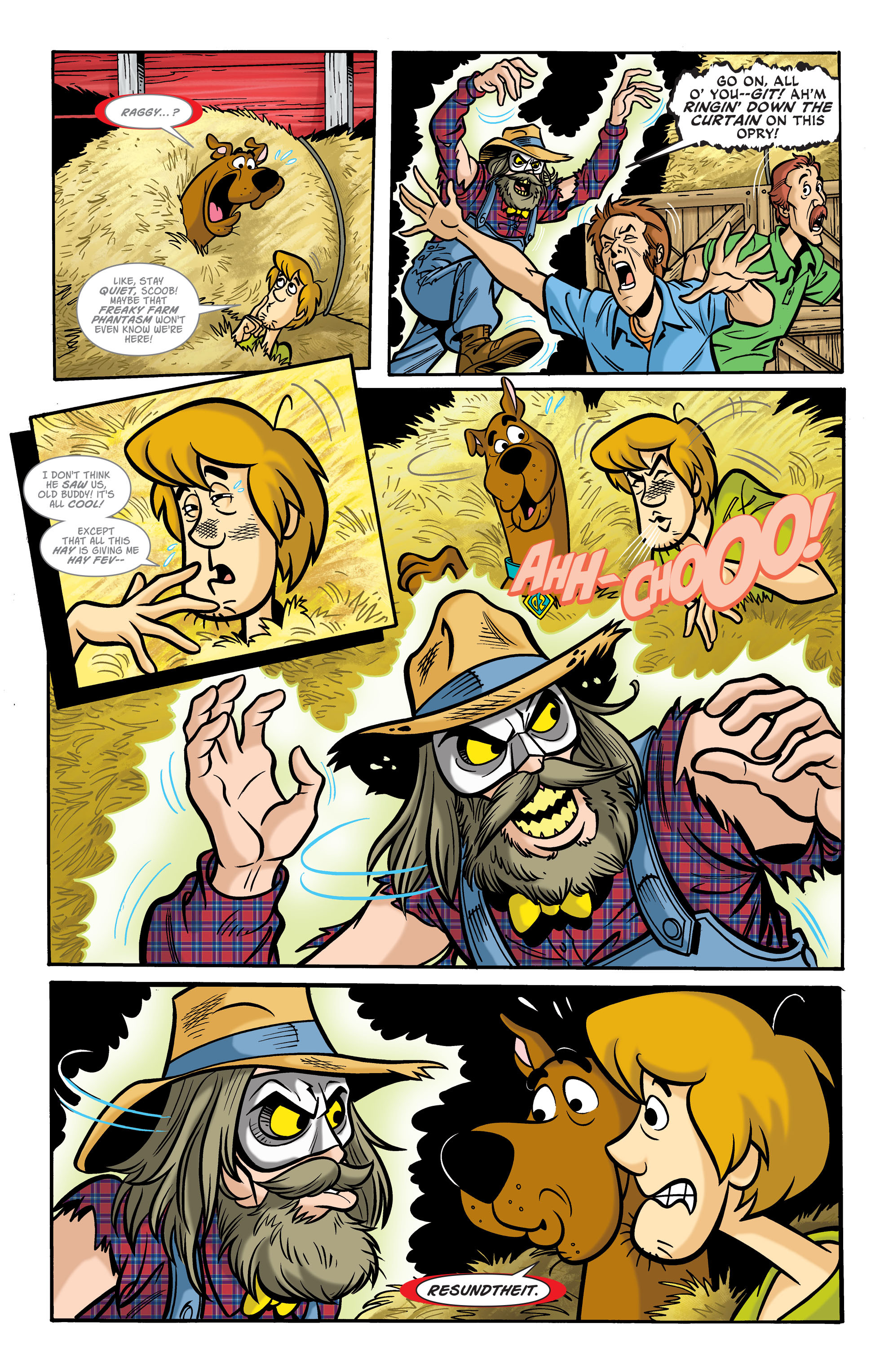 Read online Scooby-Doo: Where Are You? comic -  Issue #72 - 8