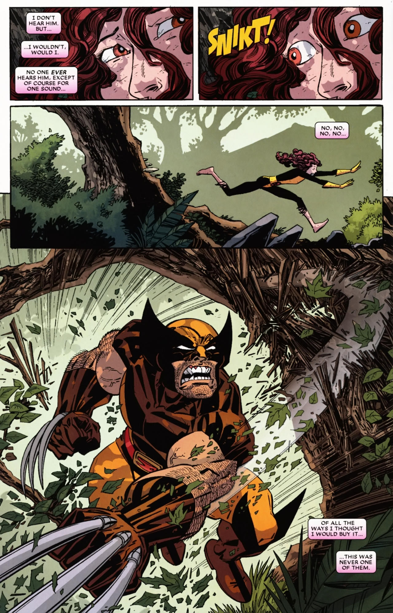 Read online Wolverine: First Class comic -  Issue #21 - 3