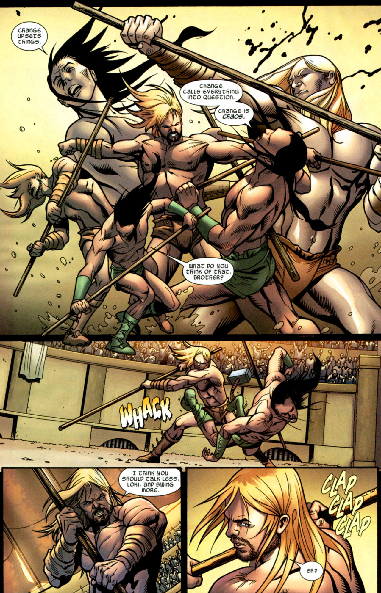 Read online Ultimate Thor comic -  Issue #2 - 9