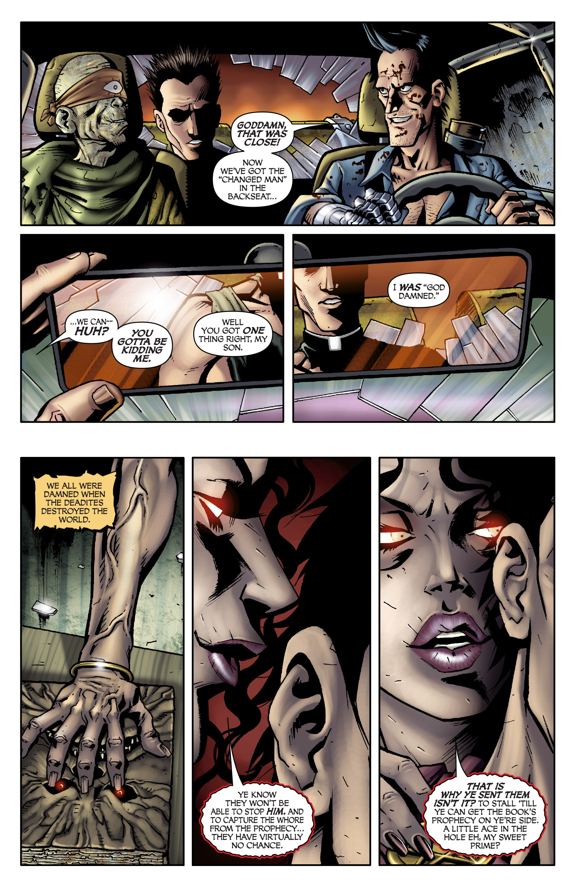 Read online Army of Darkness: From the Ashes comic -  Issue #Army of Darkness: From the Ashes TPB - 60