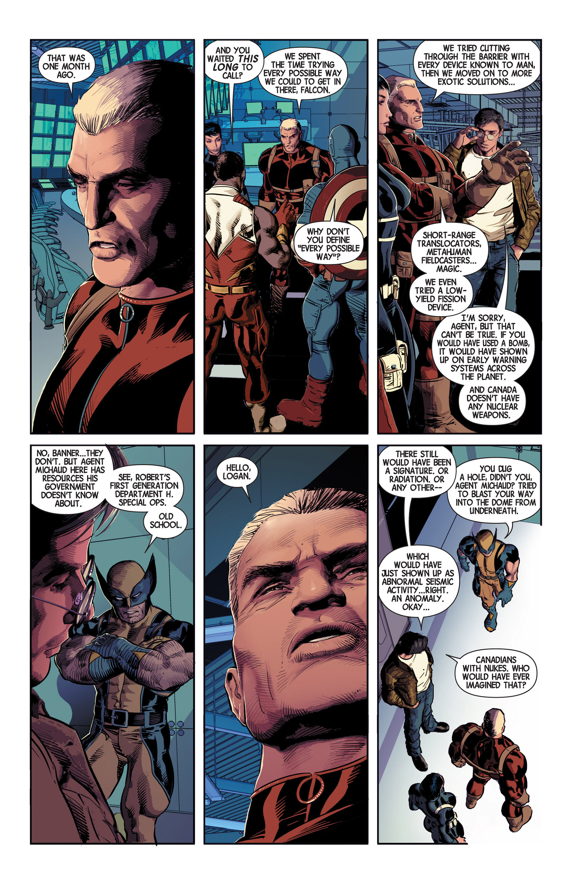 Read online Avengers (2013) comic -  Issue #10 - 12