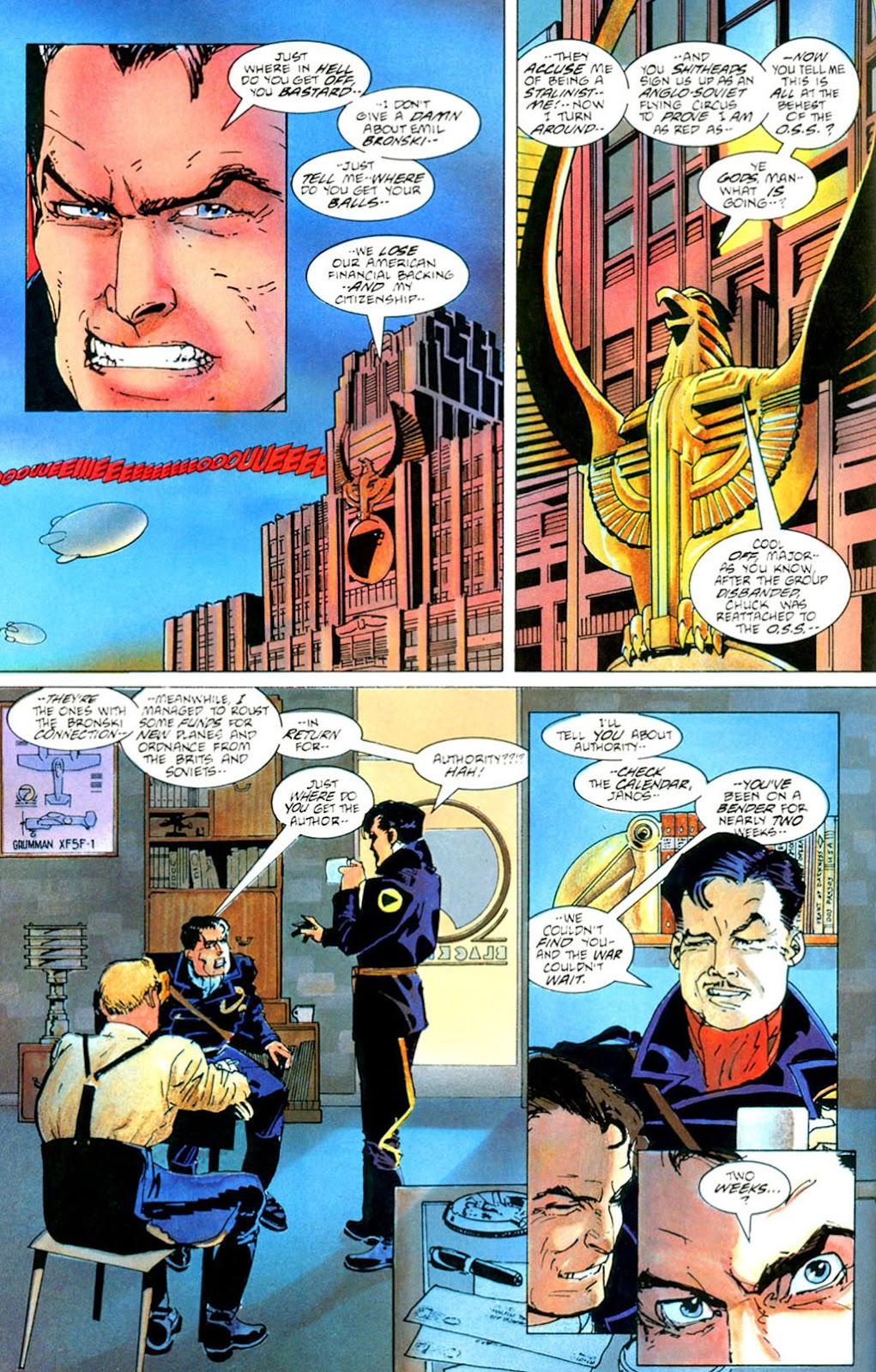 Blackhawk (1988) issue 1 - Page 30