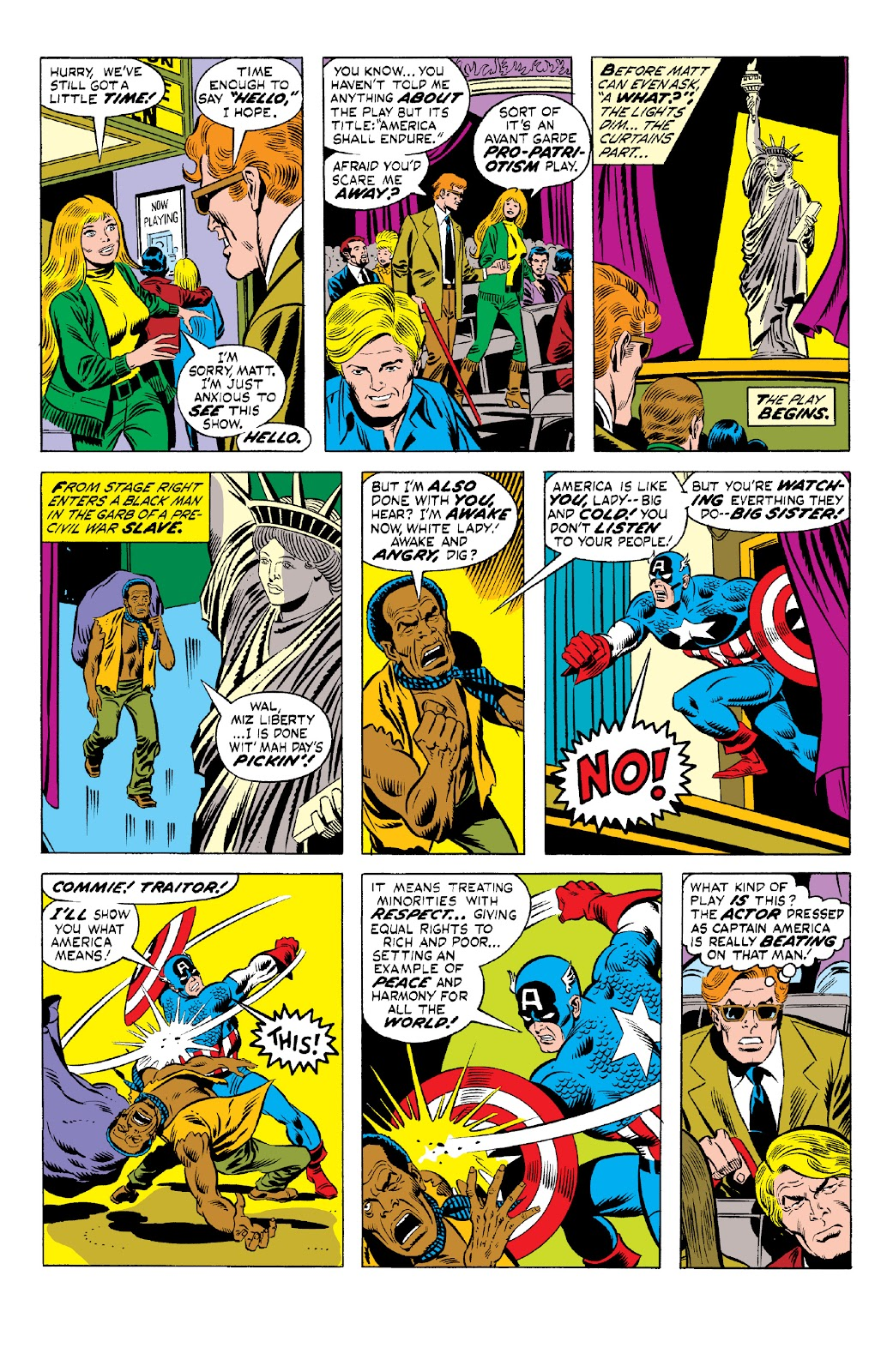 Read online Marvel Two-In-One Epic Collection: Cry Monster comic -  Issue # TPB (Part 1) - 95