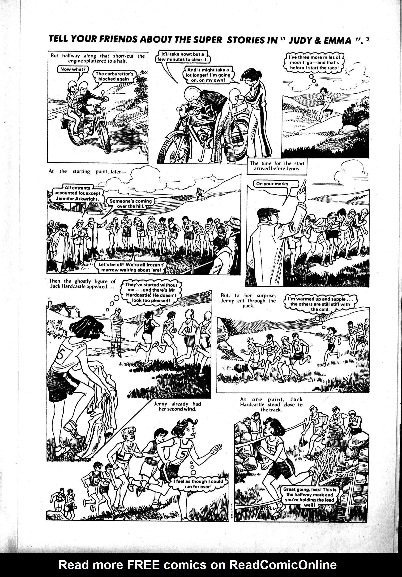 Read online Judy comic -  Issue #1034 - 3