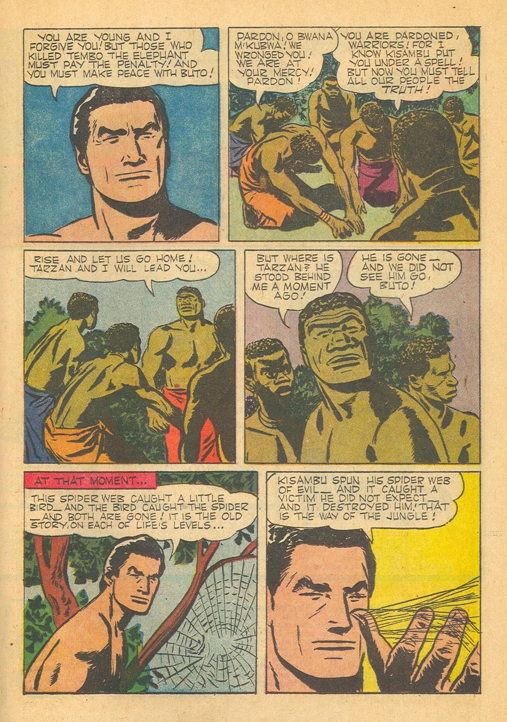 Tarzan (1948) issue 125 - Page 17