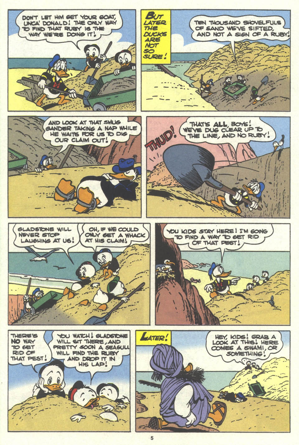 Walt Disney's Comics and Stories issue 576 - Page 6
