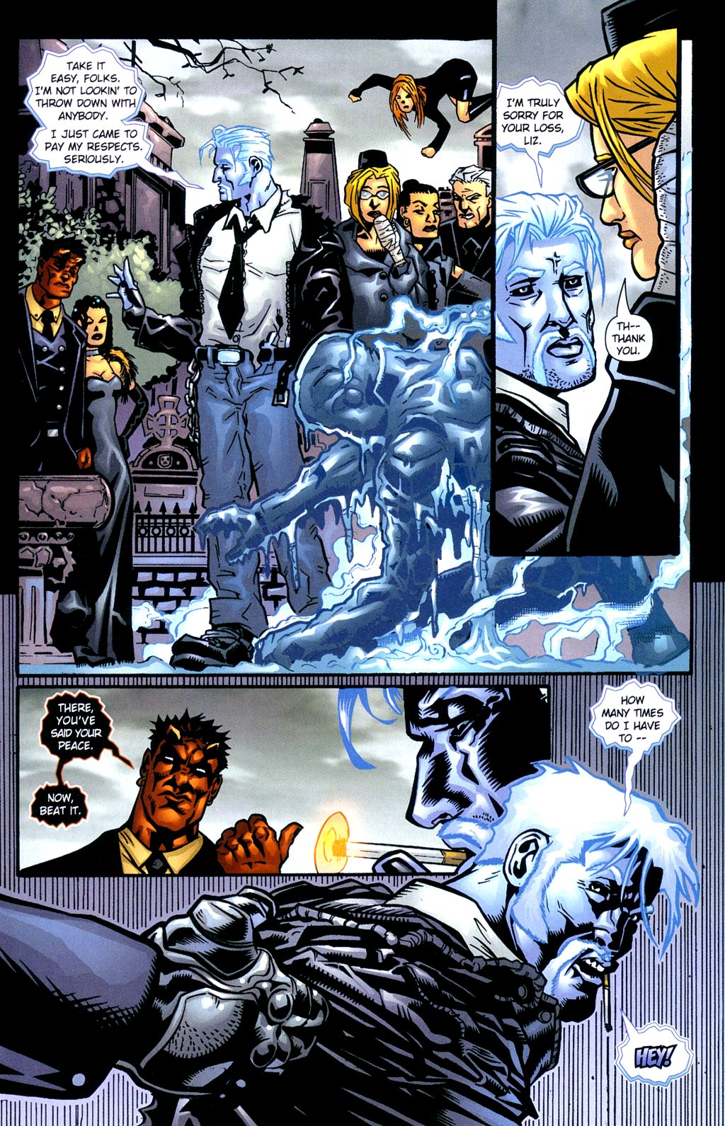Read online Noble Causes (2002) comic -  Issue #2 - 12