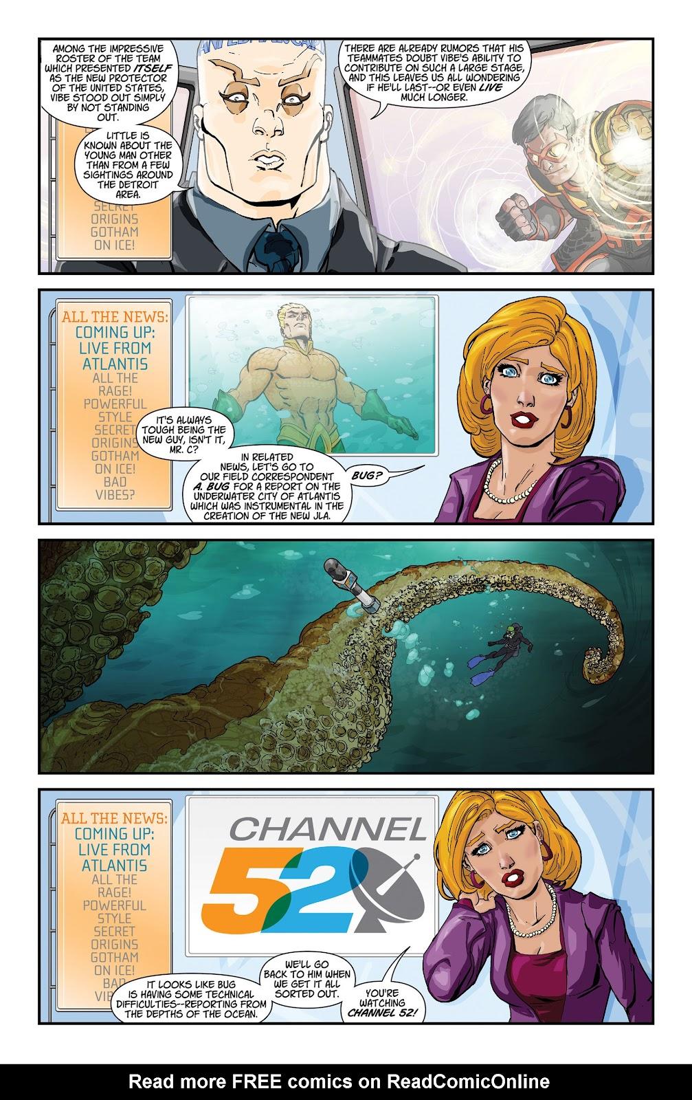 Legion of Super-Heroes (2011) Issue #18 #19 - English 23