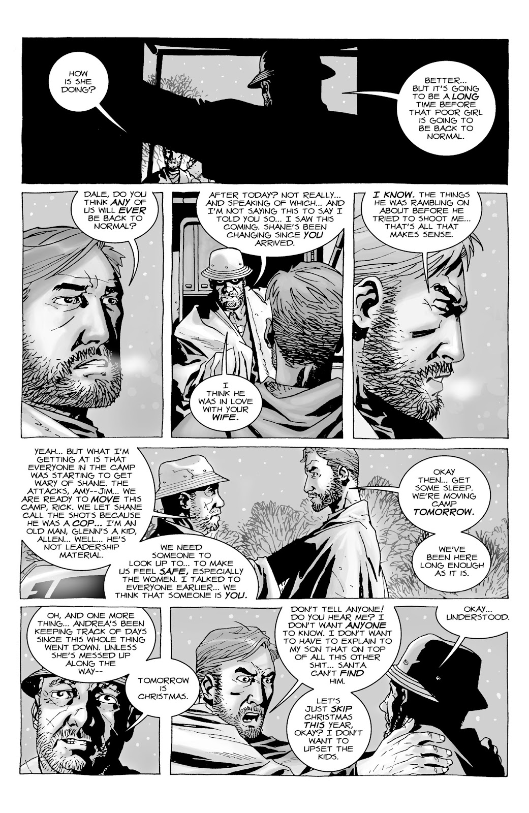 The Walking Dead issue Special - Tyreese Special - Page 15
