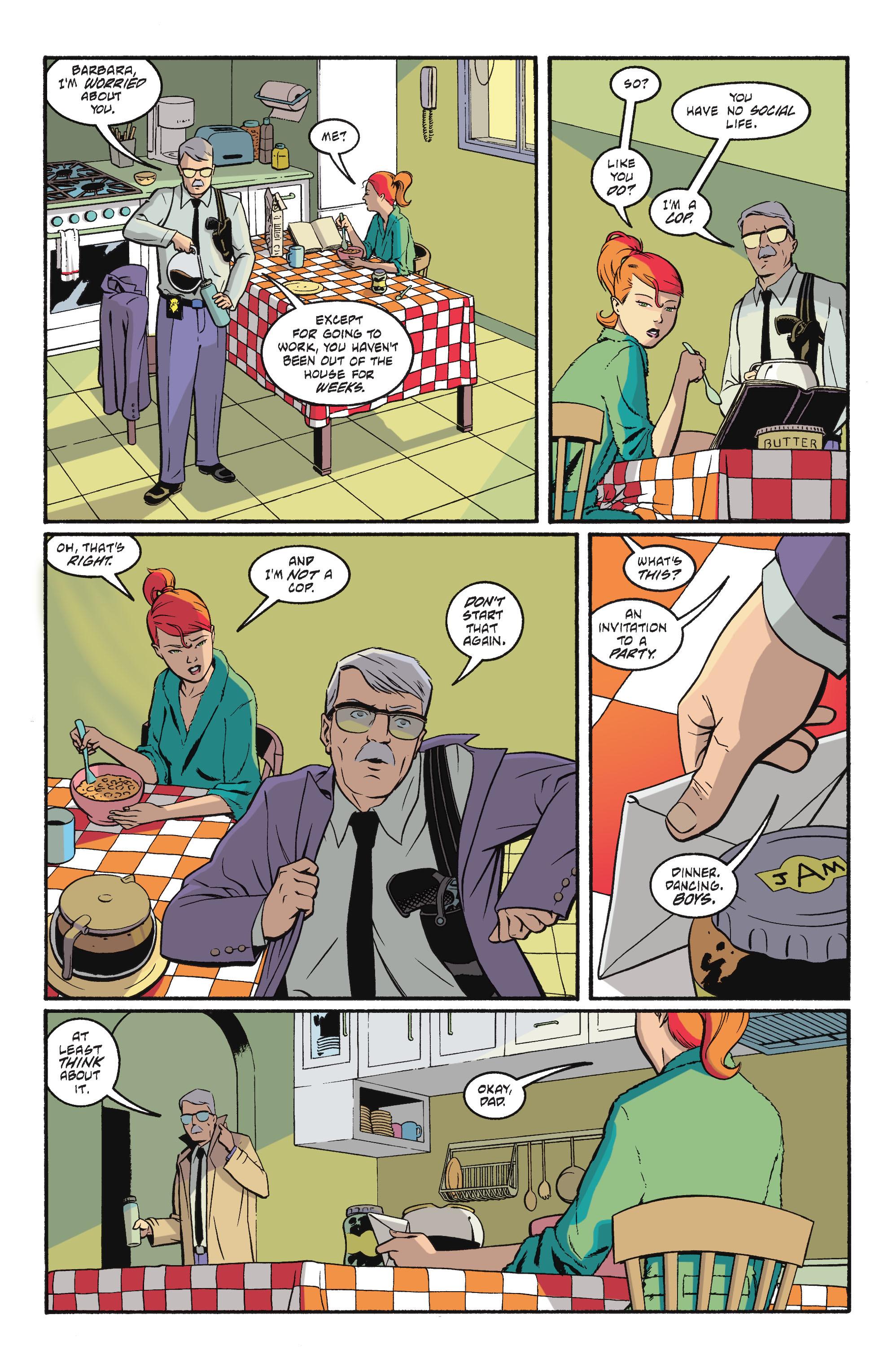 Read online Batgirl/Robin: Year One comic -  Issue # TPB 2 - 23