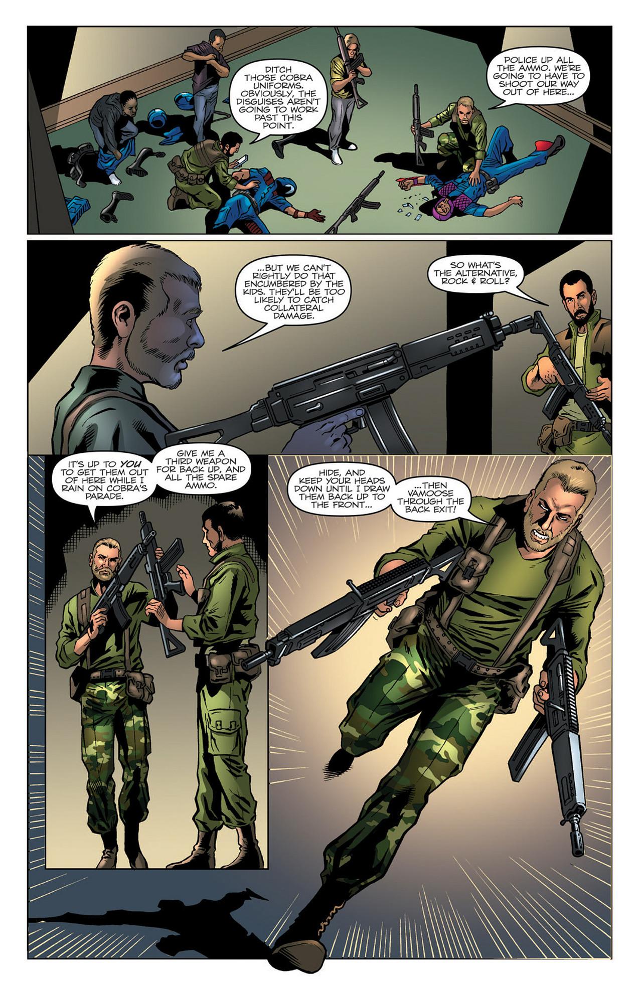 G.I. Joe: A Real American Hero 184 Page 15