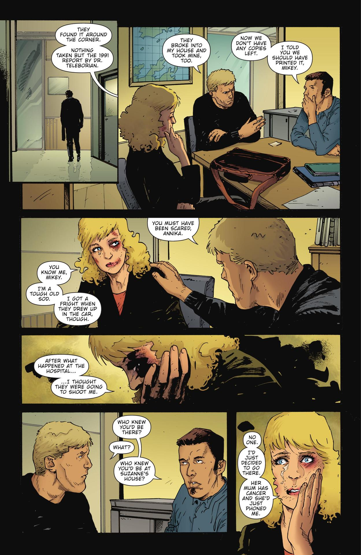 Read online The Girl Who Kicked The Hornet's Nest comic -  Issue # TPB - 116