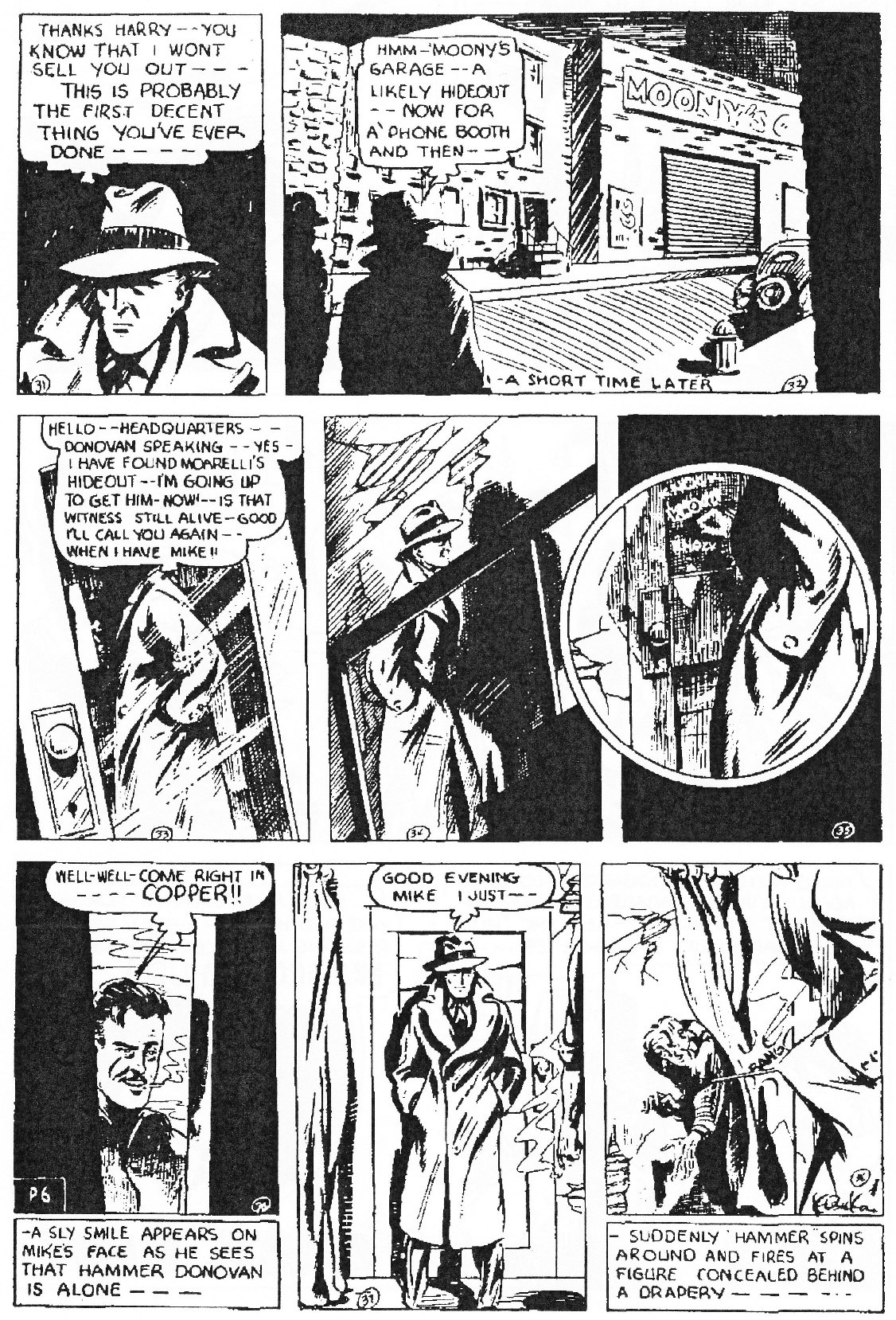 Read online Men of Mystery Comics comic -  Issue #81 - 217