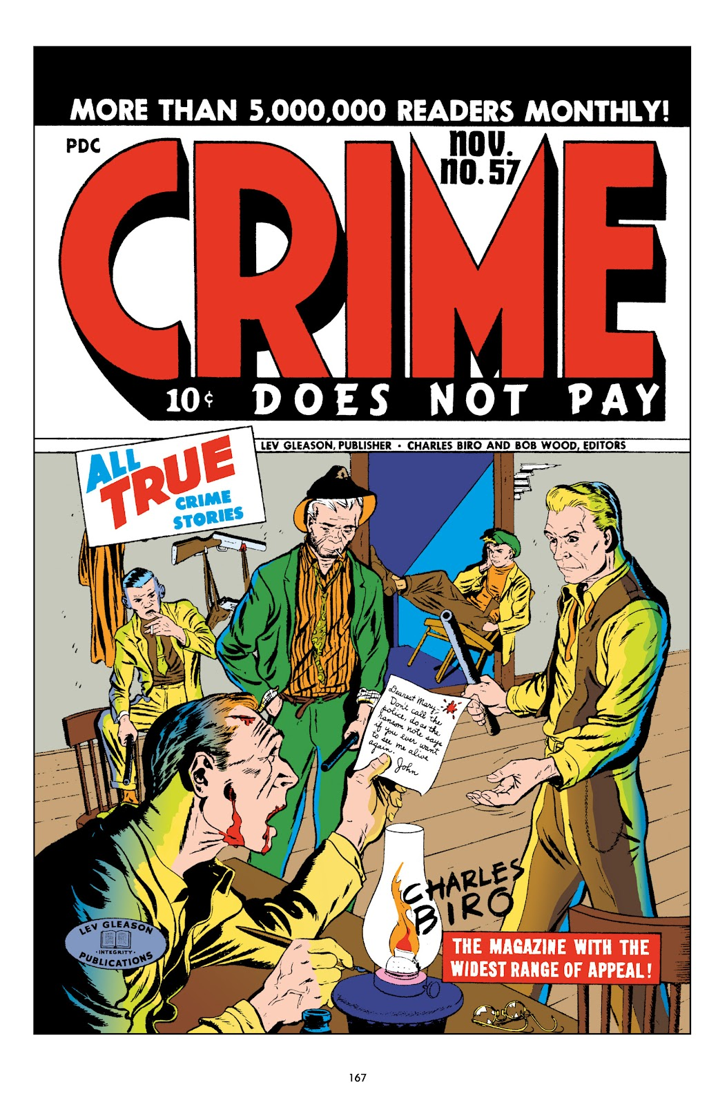 Read online Crime Does Not Pay Archives comic -  Issue # TPB 9 (Part 2) - 69