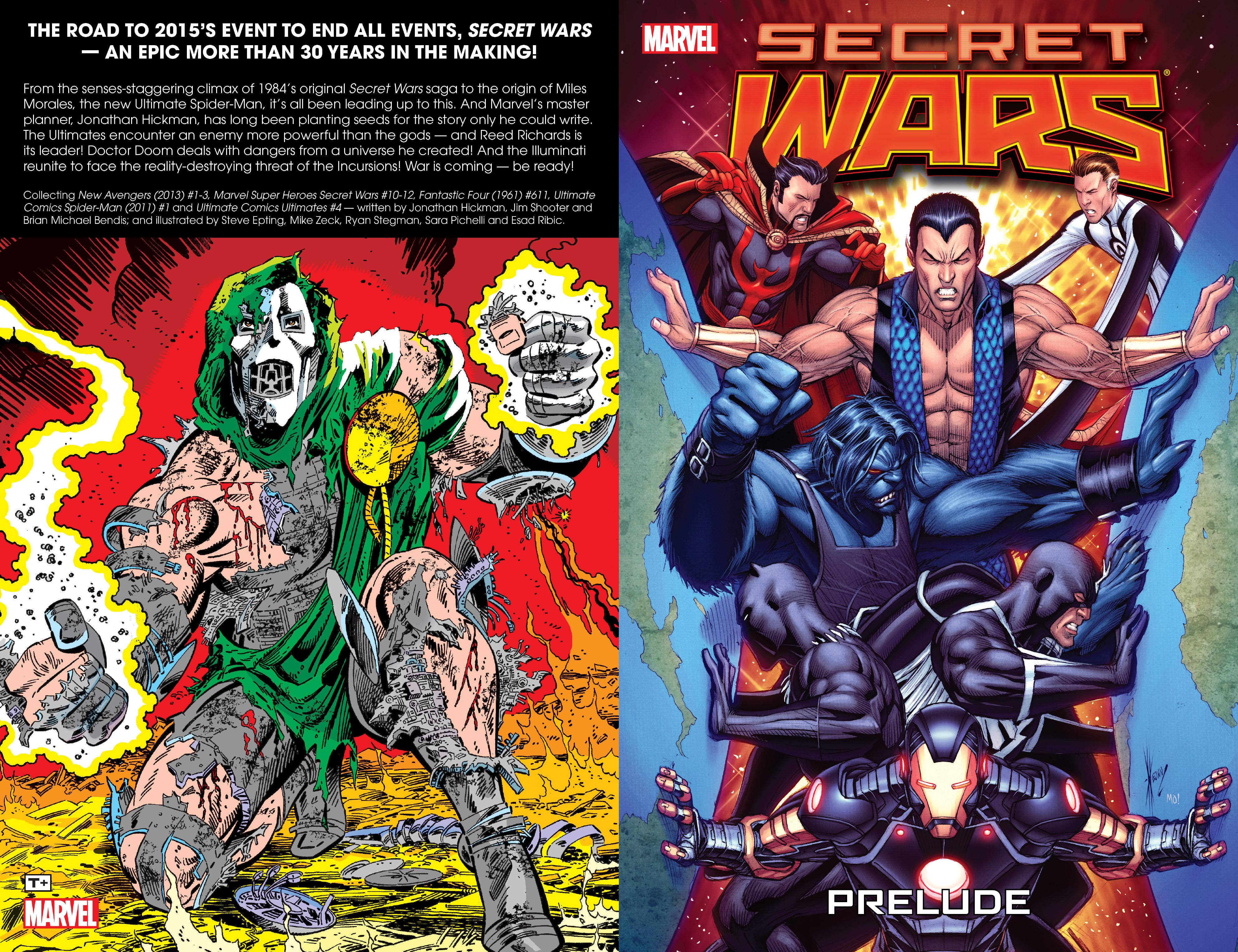 Read online Secret Wars Prelude comic -  Issue # Full - 2