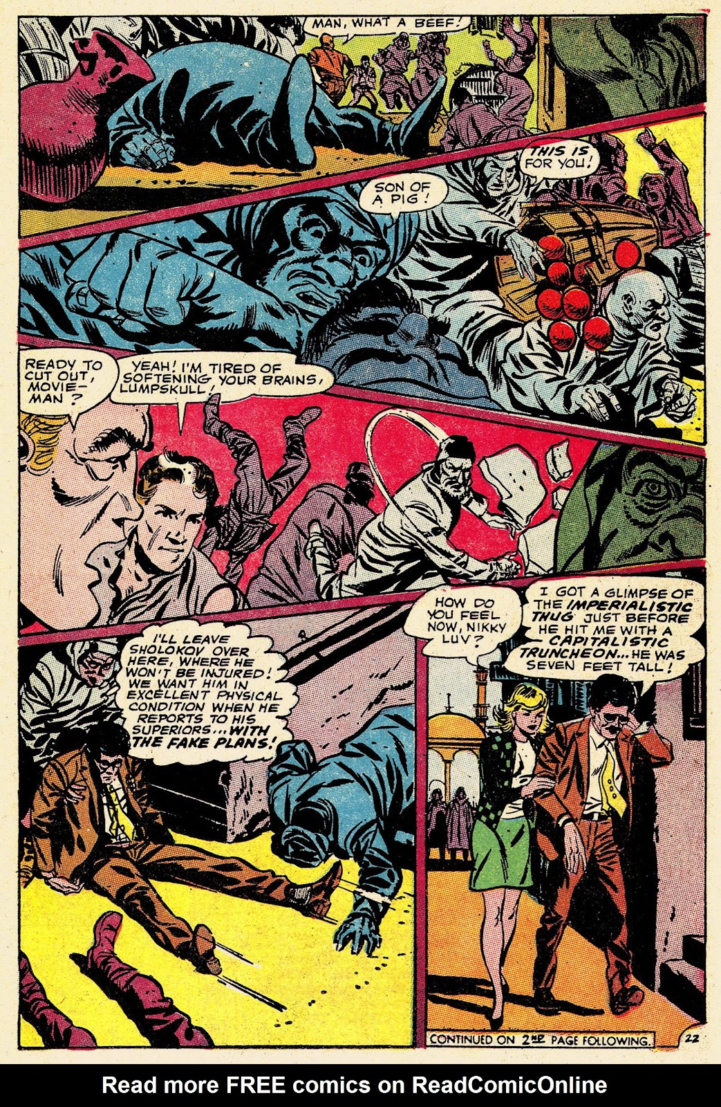 Secret Six (1968) issue 2 - Page 29