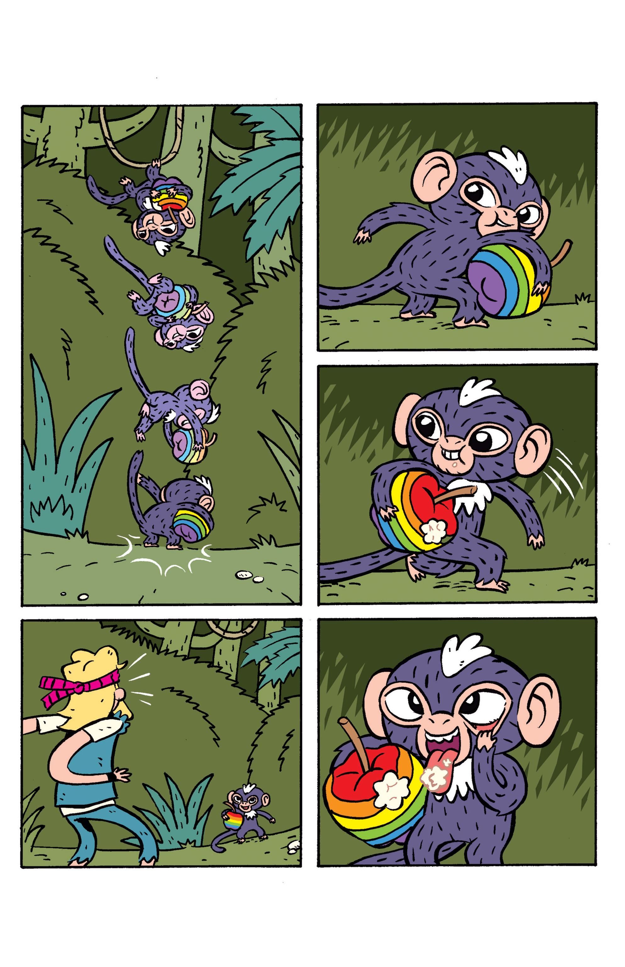 Read online Rad Island comic -  Issue # Full - 14