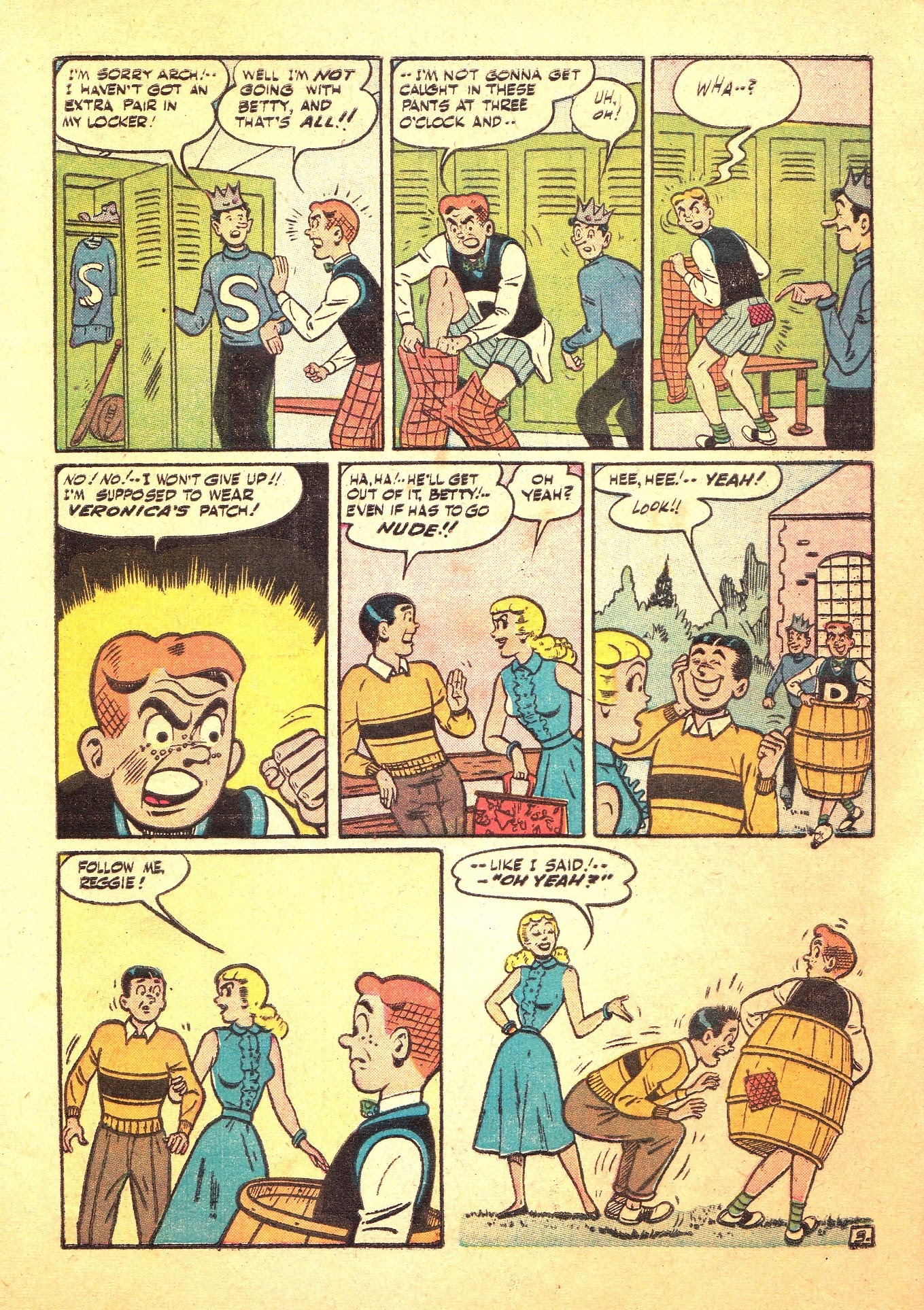 Archie Comics issue 077 - Page 5
