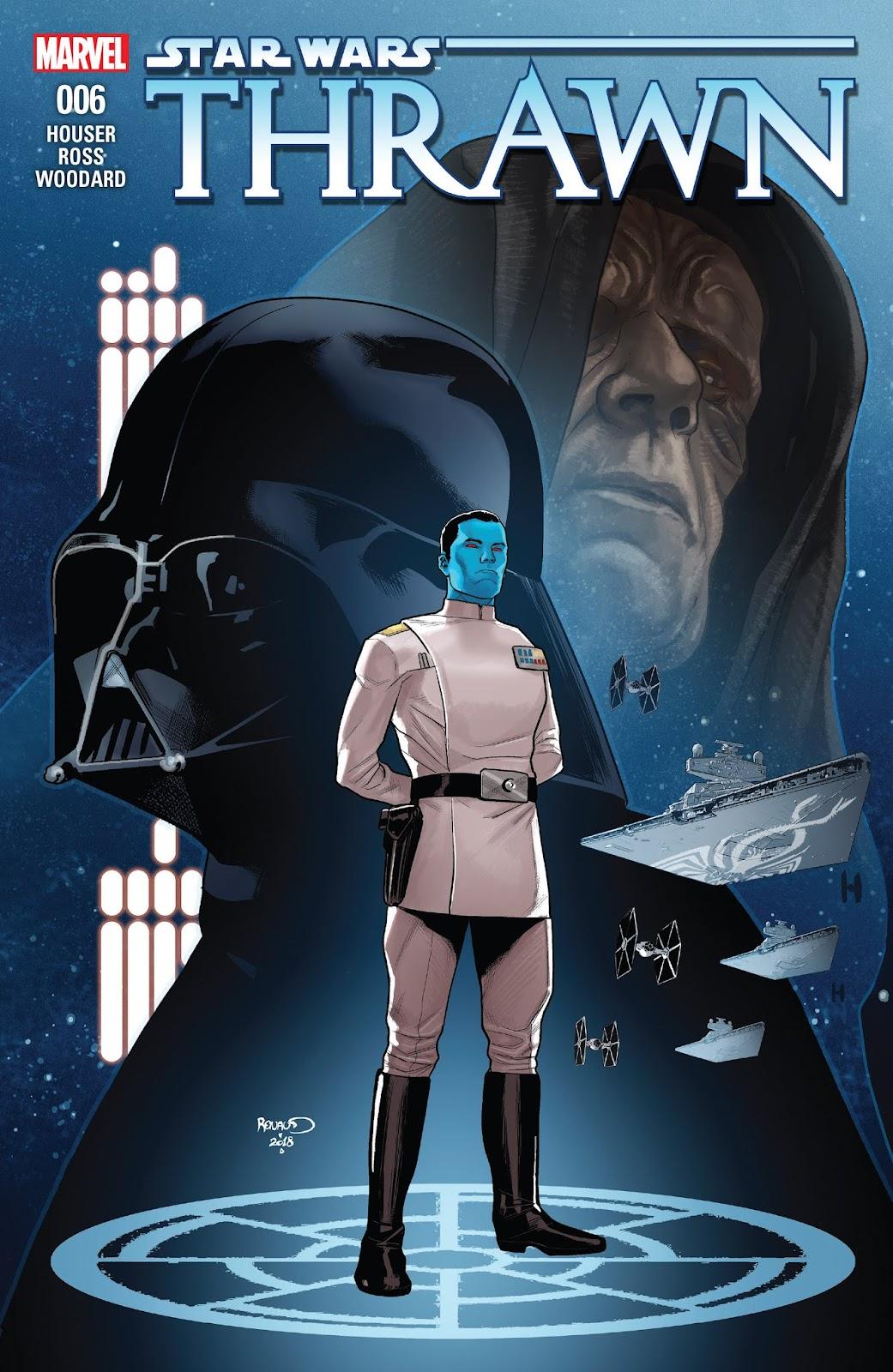 Star Wars: Thrawn issue 6 - Page 1