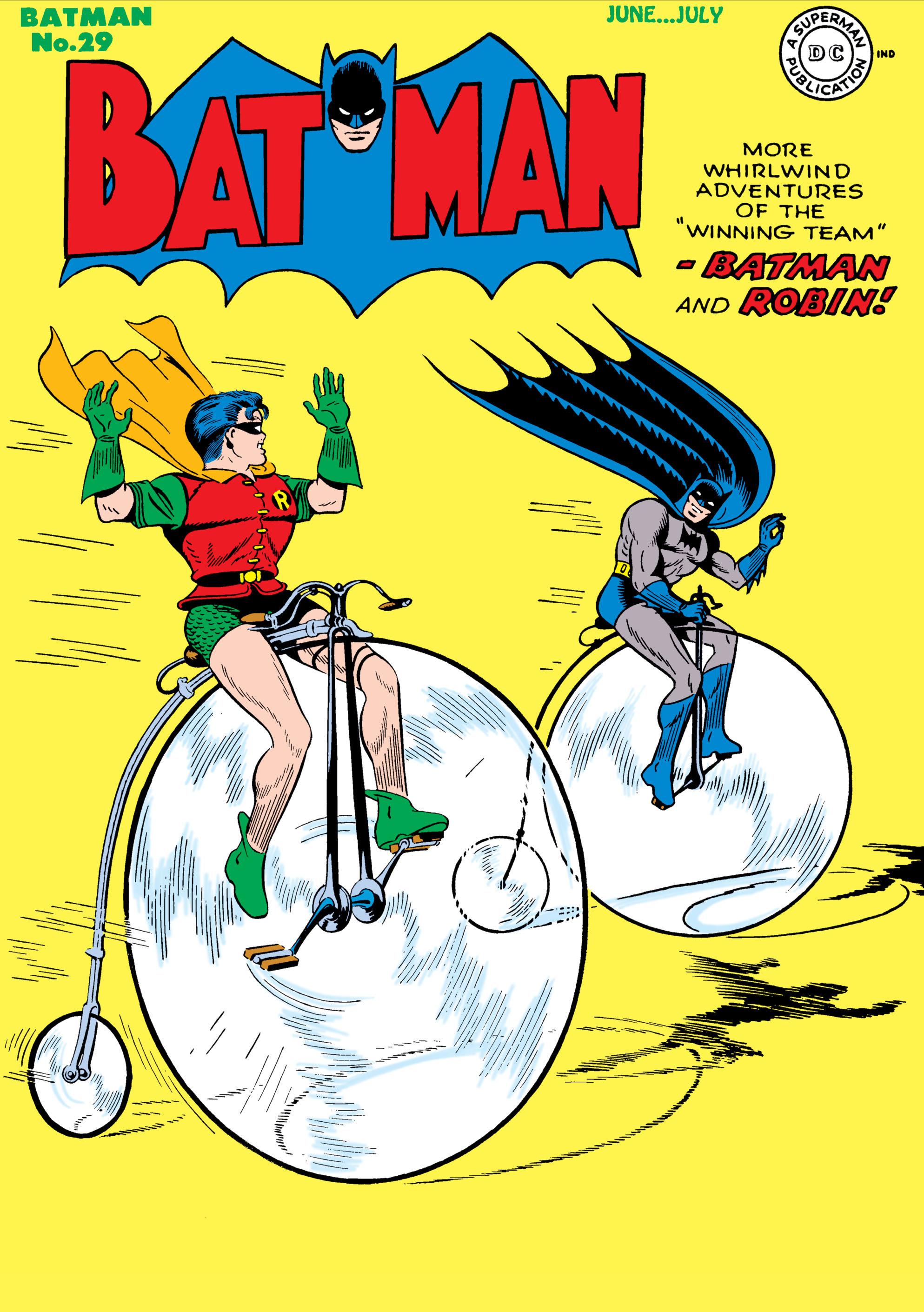 Batman (1940) 29 Page 1