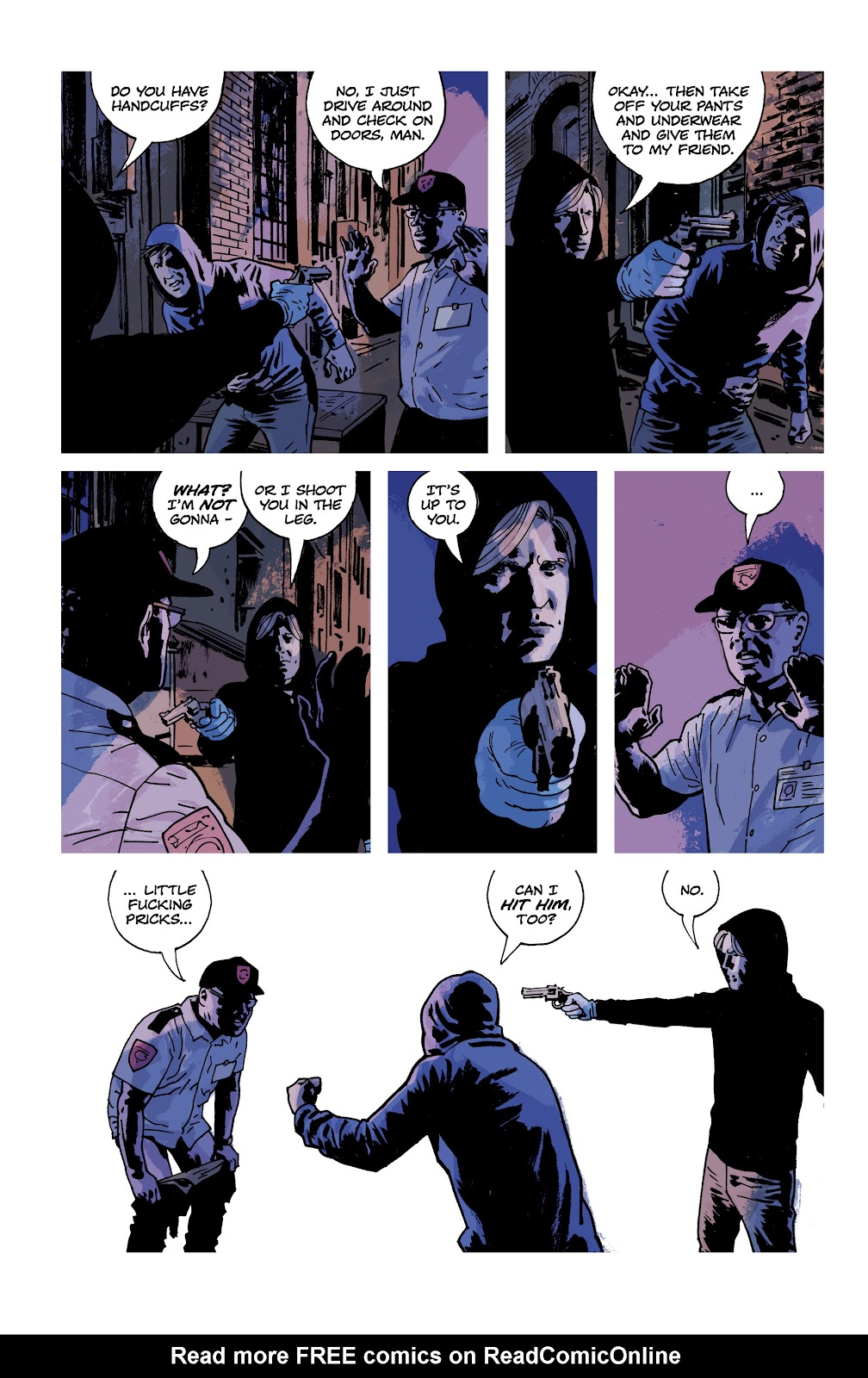 Read online Criminal (2019) comic -  Issue #9 - 25