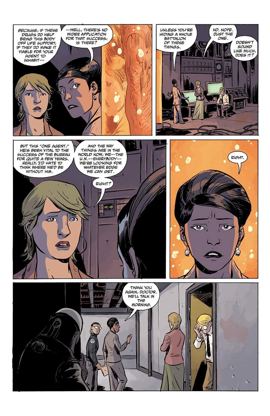 Read online B.P.R.D. Hell on Earth: The Return of the Master comic -  Issue #2 - 11