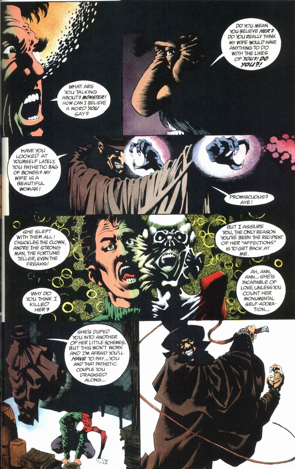 Read online Deadman: Love After Death comic -  Issue #2 - 33