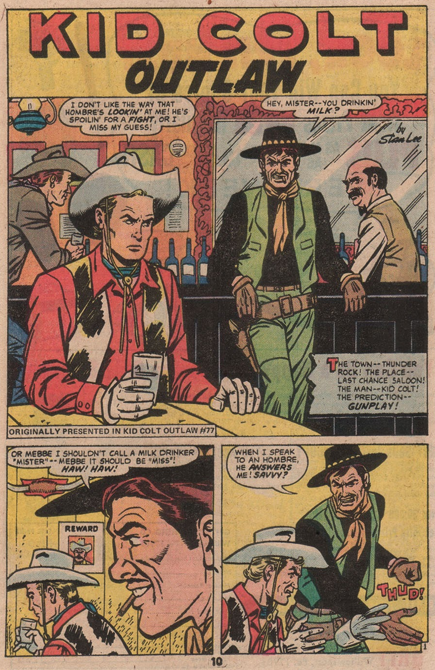 Kid Colt Outlaw issue 210 - Page 12
