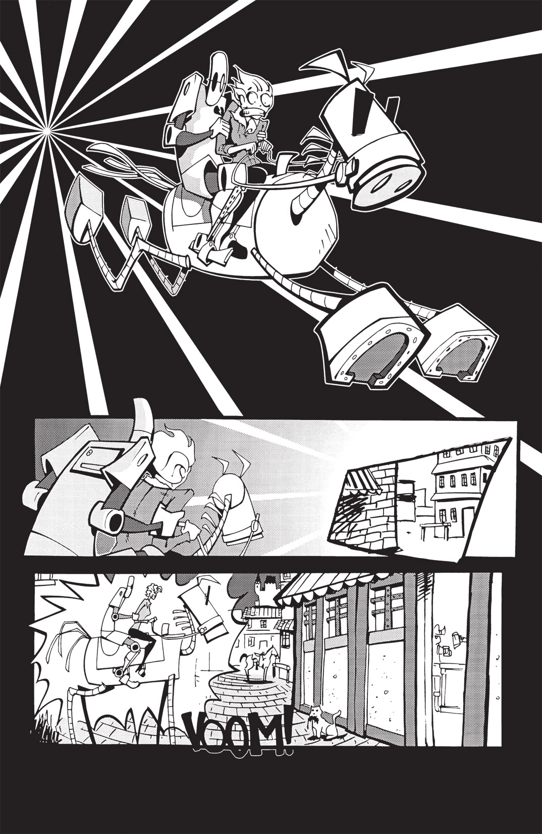 Read online Scud: The Disposable Assassin: The Whole Shebang comic -  Issue # TPB (Part 3) - 40